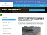12-14% Manganese Steel Plate Exporters