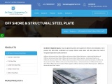 OffShore & Structural Steel Plate Suppliers in Mumbai
