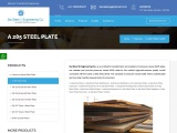 A 285 STEEL PLATE | Saisteel & Engineering Company