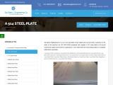 A 514 STEEL PLATE | Saisteel & Engineering Company