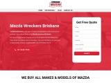 Mazda Wreckers Brisbane In Australia