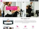 Beauty Salon Service at Home Register your Salon With Salonz24