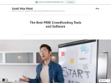 The Best FREE Crowdfunding Tools and Software