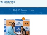 BSc. CSIT College in Nepal | BSc. CSIT College