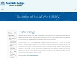 BSW College in Nepal | BSW Course in Nepal | College in Nepal