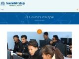 IT Course in Nepal   IT College in Nepal
