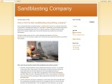 5 Things to consider when hiring a sandblasting and painting company