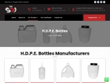 H.D.P.E. Bottles Manufacturers in India