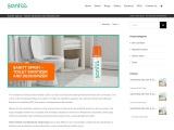 Sanitt Spray – Toilet Sanitizer and Deodorizer