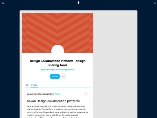 Design Collaboration Platform – design sharing Tools