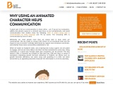 Animated Character – How Effective is it?