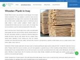 Wooden Plank in Iraq | Wooden plank Supplier Iraq