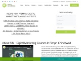 school of digital marketing courses in pcmc
