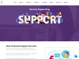 Technical support services for software and application IT support services