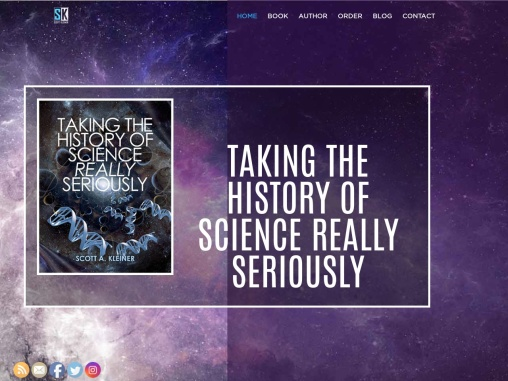 Taking the History of  Science Really Seriously