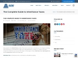 The Complete Guide to Inheritance Taxes