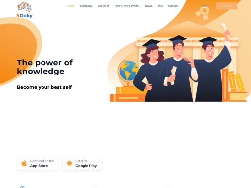 The goal of SDoky – the knowledge management and personal development software
