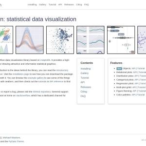 seaborn: statistical data visualization — seaborn 0.11.0 documentation