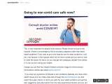 Going to non covid care safe now?