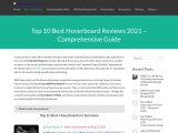 Top 7 Cheap Hoverboards For Sale 2020-21