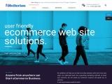 Business web development , ecommerce development