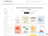 Free Farewell ecards | Farewell and Good Bye Cards Online| Sendwishonline Farewell Cards
