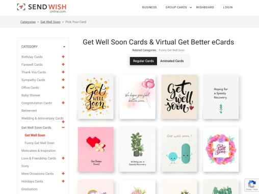 Discover Aesthetic Get Well Soon Cards for Father