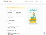 Why Cake Candles Group Greeting Ecard