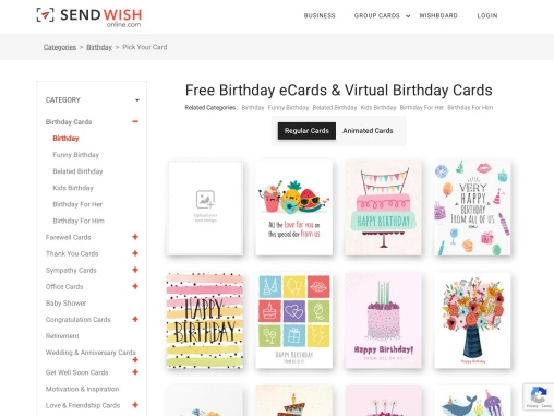 Make a Free Happy Birthday Group Cards | Birthday E-cards | Birthday Greeting Cards |Virtual Cards