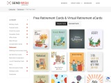 Free Retirement Cards | Group Greeting Choose a Card | Retirement eCards
