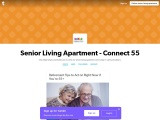 The best independent senior living community resources | Connect 55+