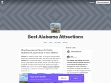 The Shocking Revelation of Places To Visit In Alabama