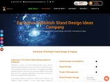Exhibition Stand Design Service Company in Germany Europe