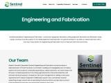 Mining Equipment Fabrication | Sentinel Group