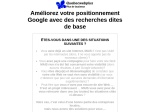REFERENCEMENT 1000 ANNUAIRES INTERNATIONAUX