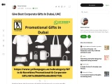 Promotional Gifts in Dubai | Corporate Gifts Suppliers Dubai