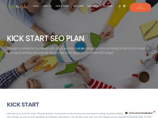 Low cost seo services for small business