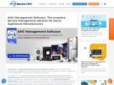 AMC Management Software- The complete Service Management Solution for Home Appliances Manufacturers