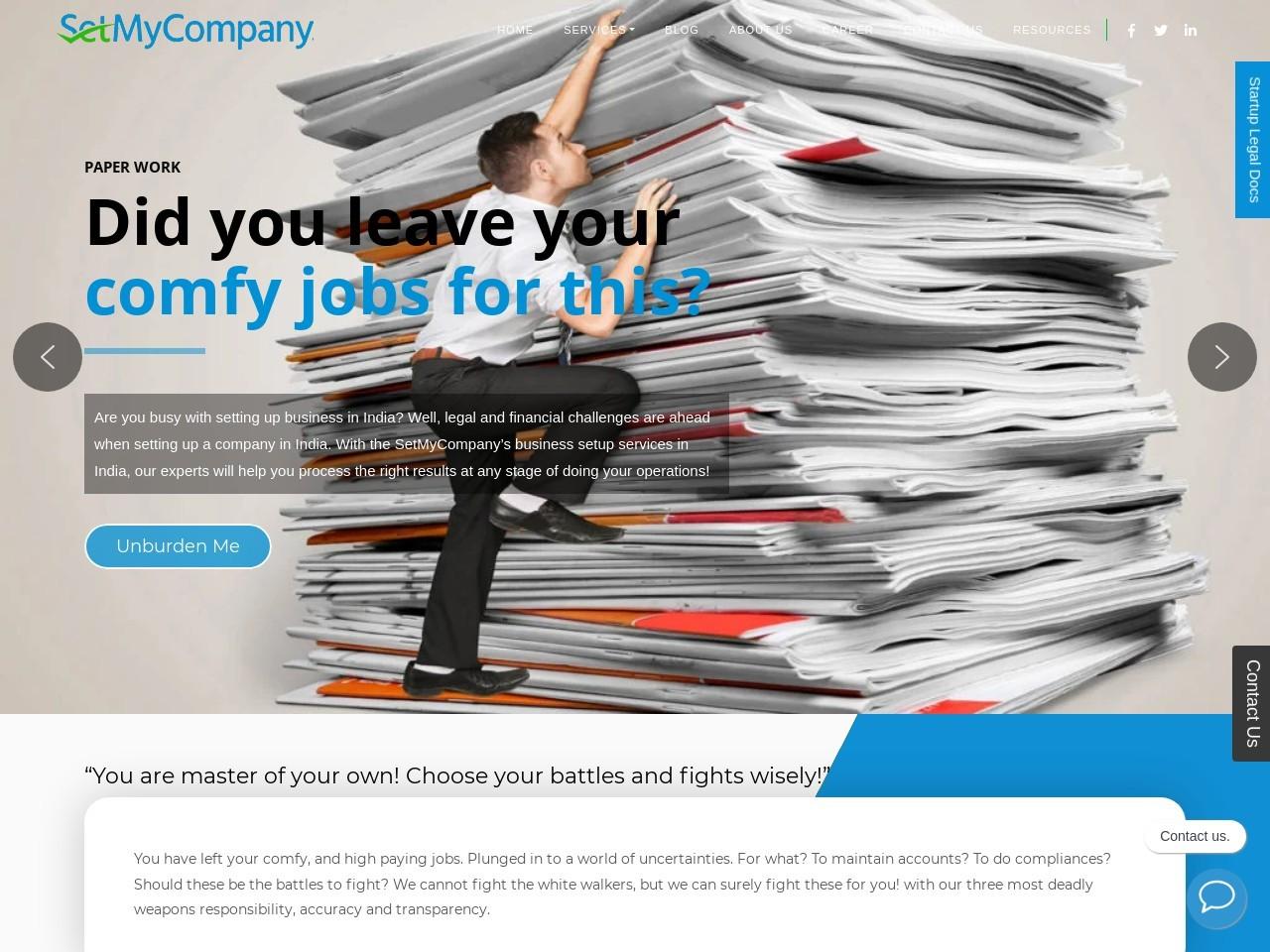 GST Compliance Services | GST Filing services | SetMyCompany