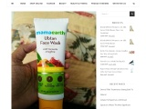 Mamaearth Ubtan Face Wash Review: For Tan Removal