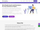 Hire Shopify Expert And Developers For eCommerce Store