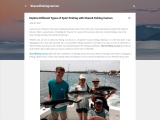 Explore Different Types of Sport Fishing with Shared Fishing Cancun