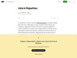 Sales Jobs in Jaipur,  Rajasthan