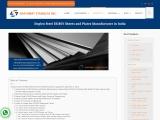 Duplex Steel S31803 Sheets & Plates Manufacturer