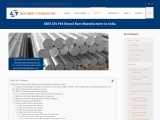 SMO 254 F44 Round Bars Manufacturer in India