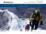 EBC with Island peak climbing | EBC Trek with Island Peak Climbing 2021/2022