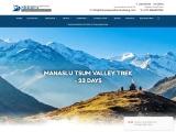 Manaslu And Tsum Valley Trek: The Ultimate Off The Beaten Trek