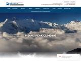 Pisang Peak Climbing 2021/2022