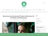 Shesha Ayurveda Kumkumadi Thailam: A Marvelous Oil For Healthy And Glowing Skin