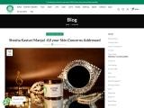Shesha Kasturi Manjal -All your Skin Concerns Addressed